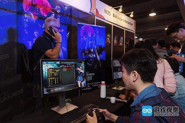 2017 WePlay现场试玩《血污:夜之仪式》