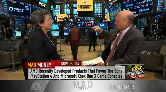 AMD透露其正与索尼和微软就下一代主机展开合作