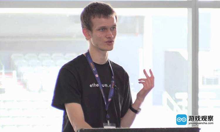 V神:以太坊2.0将于2019年推出 采用新型共识算法