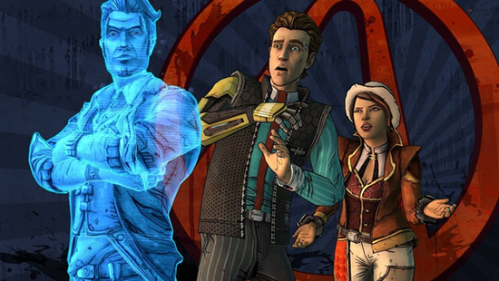 与Gearbox合作的《无主之地:传奇》广受好评,但销量低迷,TELLTALE GAMES取消了续作的计划
