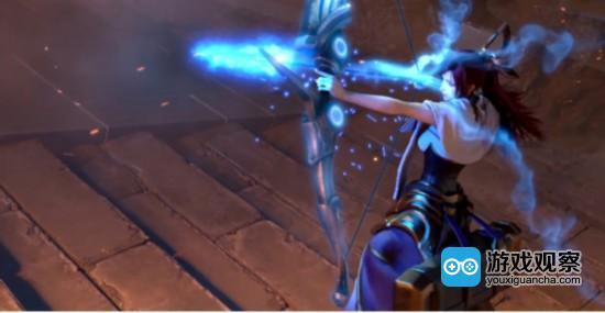 伽罗美出天际 王者荣耀全新CG动画巨献