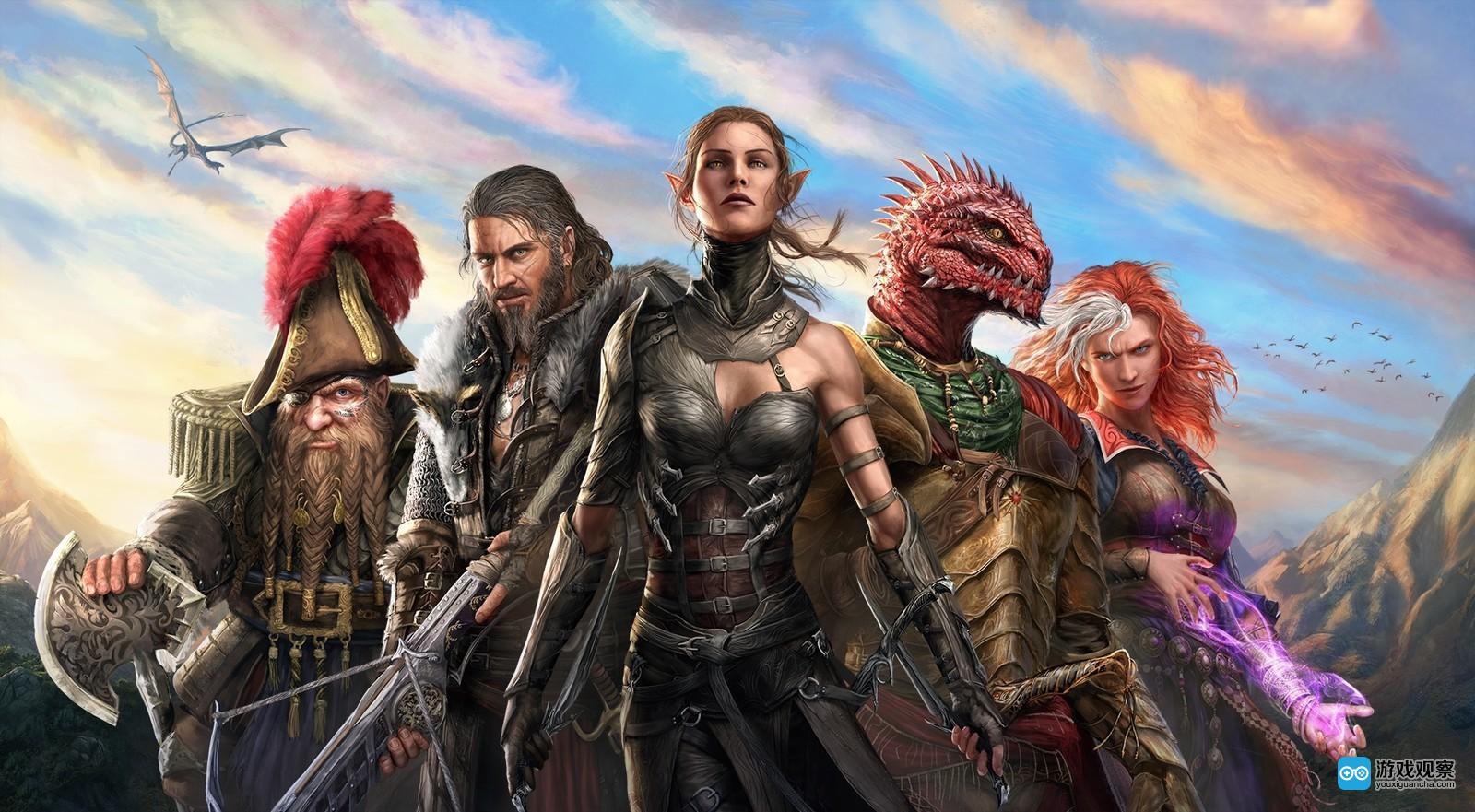 《神界:原罪2》开发商:Steam抽成30%很合理
