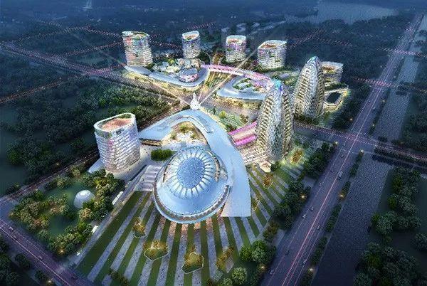 超竞集团将在上海南虹桥地区建设电竞产业园
