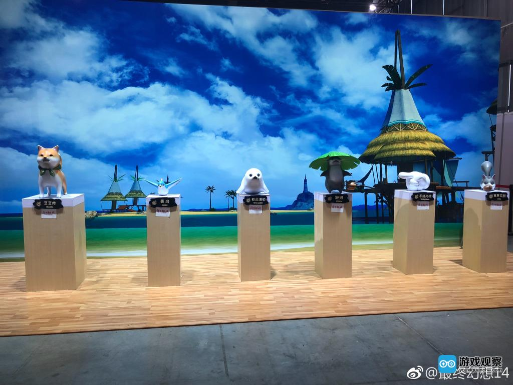 《最终幻想14》广州CICF纪实:一场玩家的盛宴