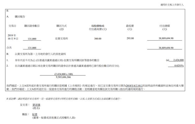 腾讯连续第21个交易日回购股票 耗资3890万港元