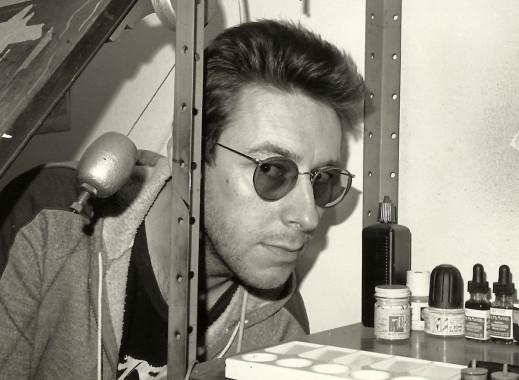 鲍勃·瓦克林——老牌游戏封面画家