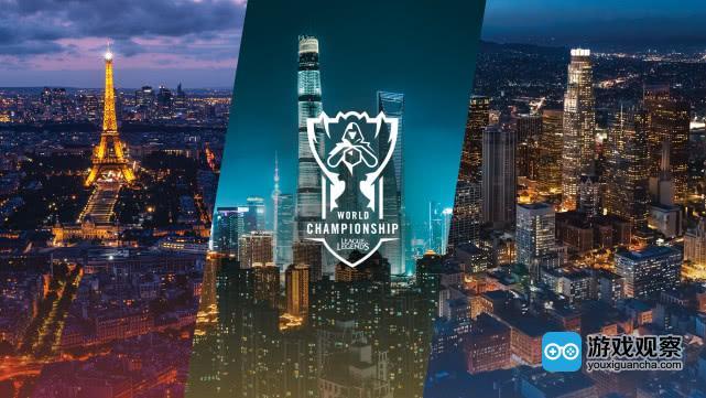 2019-2021全球总决赛举办地