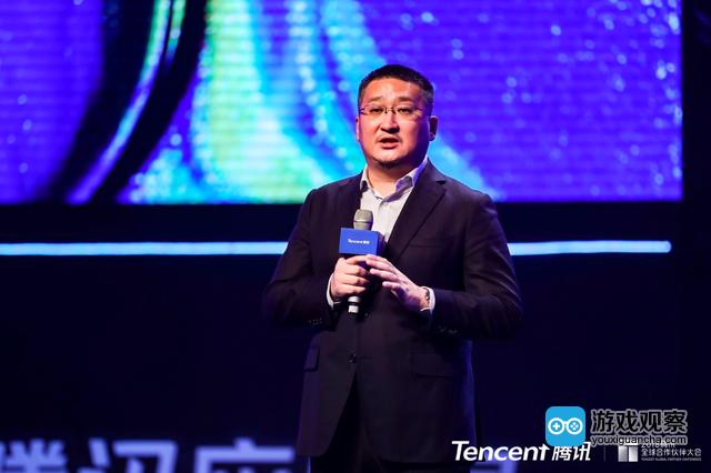 腾讯内容与平台事业群副总裁侯晓楠