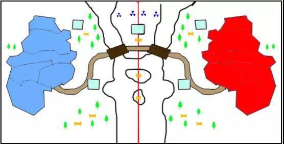 休闲竞技类游戏地图