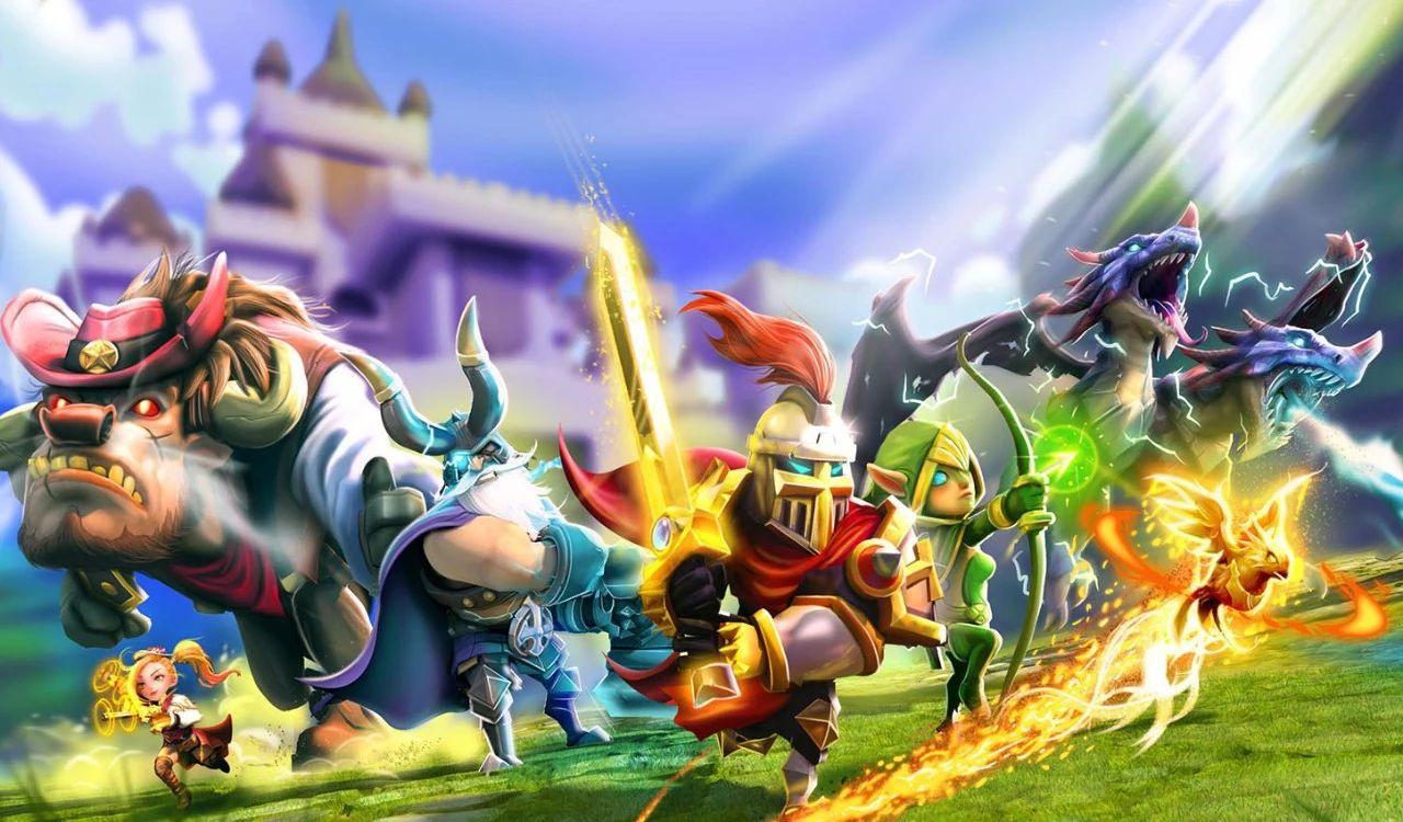 IGG《城堡争霸》总流水破5.5亿美元 下载量约1.48亿次