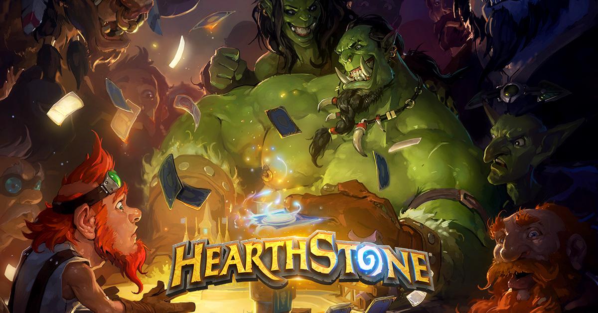 暴雪:《炉石传说》玩家数量已经超过一亿