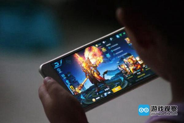 《王者荣耀》未成年玩家在线时长暴跌约52.3%
