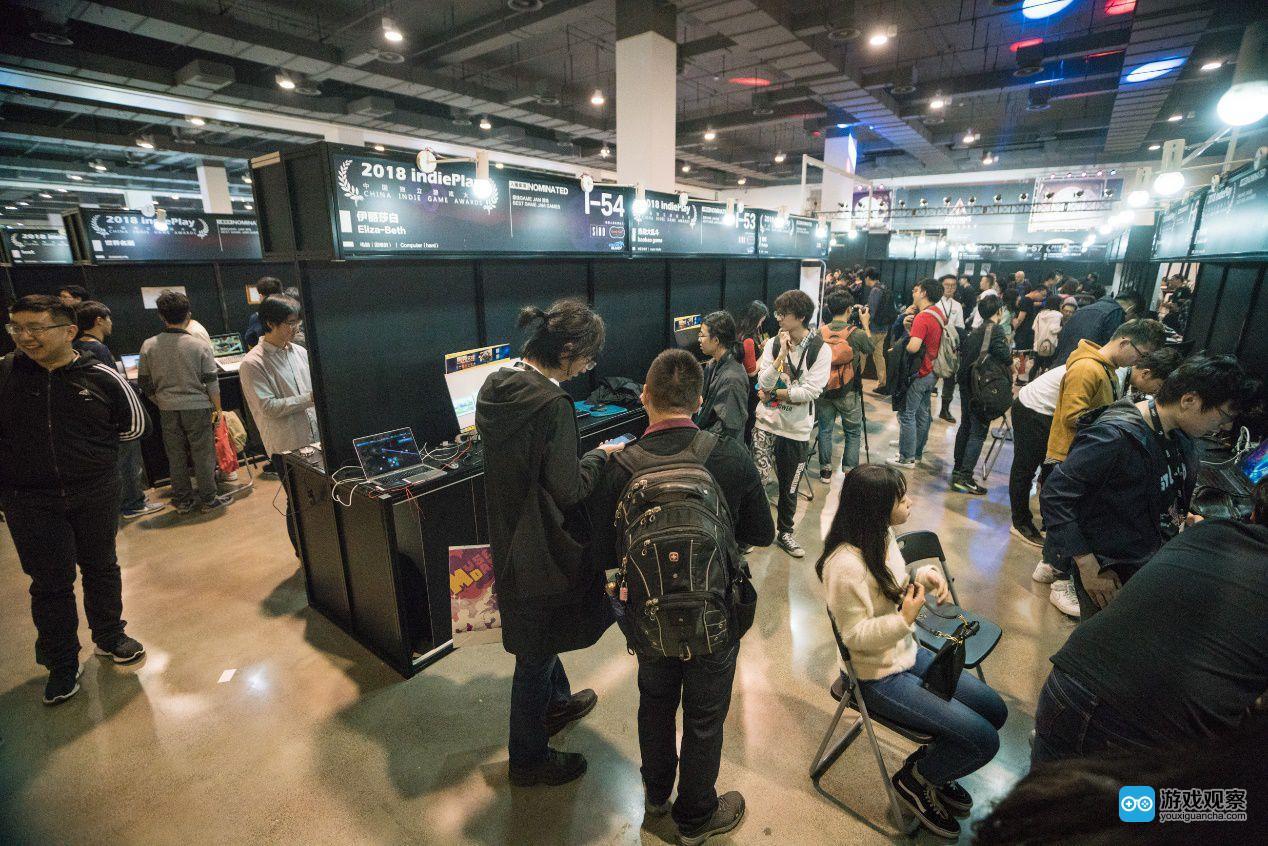 2018 indiePlay中国独立游戏大赛各大奖项公布