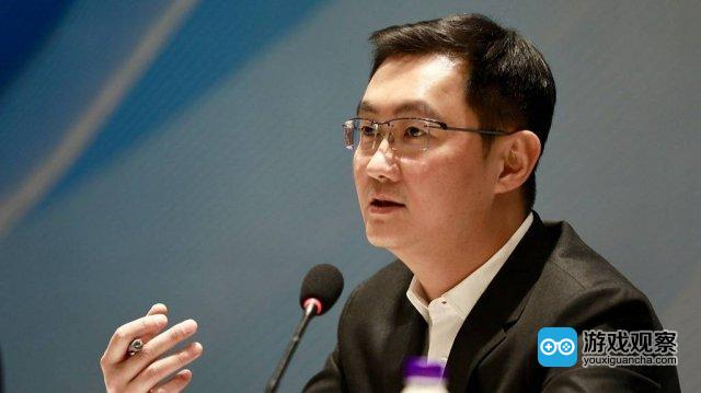 马化腾:文化企业实力也是国家文化实力一部分