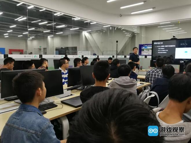 虚幻引擎课程入驻上海交大
