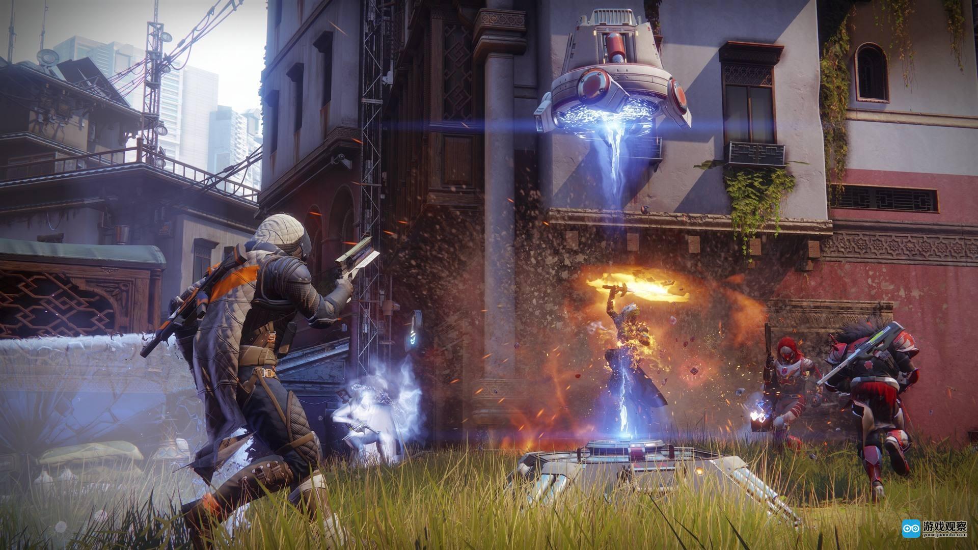 """以《Destiny》为例 说一说射击游戏的""""手感"""""""