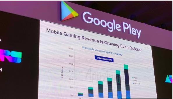 日本、韩国、中国台湾居Google Play市场前5