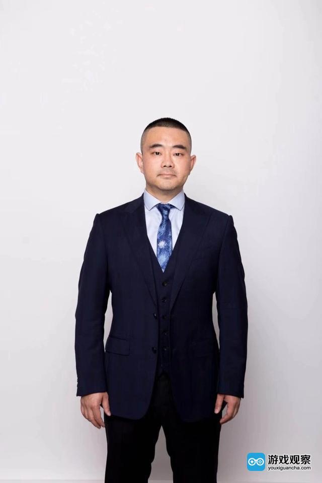 腾讯文化产业办公室主任赵治