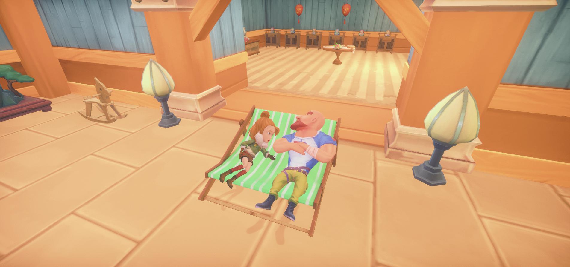 《波西亚时光》:在WeGame开启游戏本体免费试玩