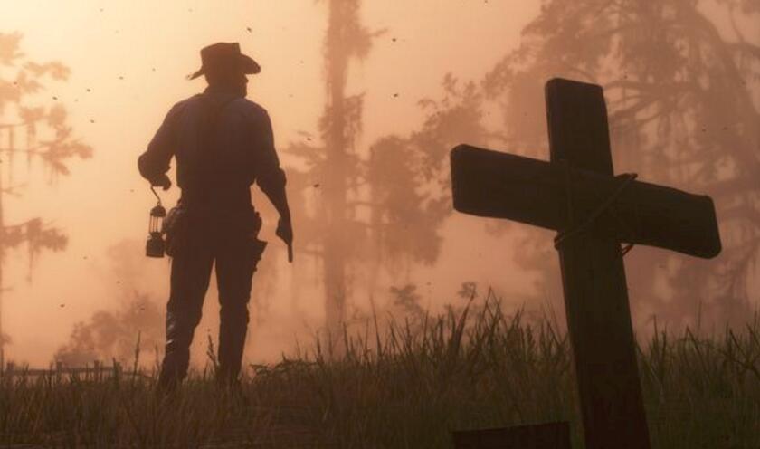 《荒野大镖客2》在美国地区首月销量是前作三倍