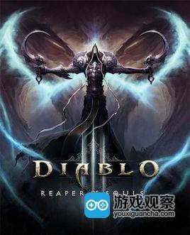 《暗黑破坏神3:夺魂之镰》资料片封面