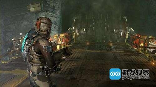《死亡空间2》游戏画面
