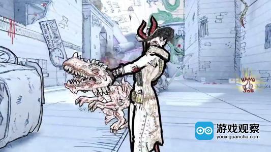 《笔下之死》游戏画面