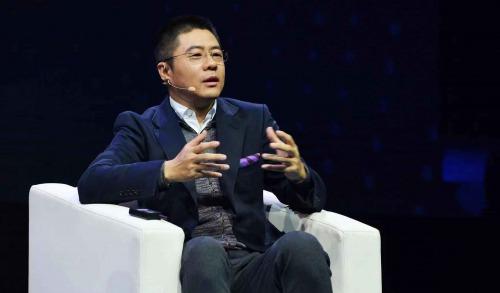 腾讯集团副总裁、腾讯影业CEO程武出席第三届腾云峰会