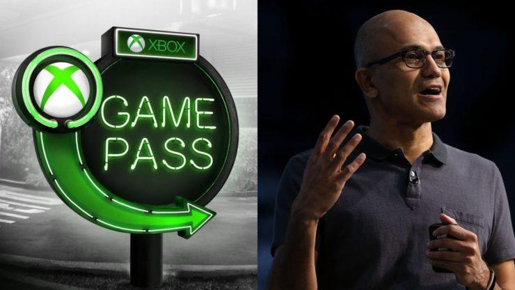 微软CEO:正在大举投资游戏内容、社区和云服务