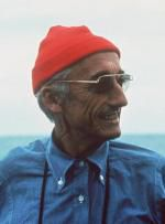 探险家Jacques-Yves Cousteau