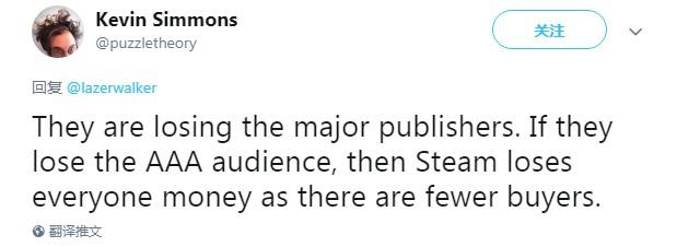 Steam调整政策照顾大厂利益 一些独立开发者表示不满