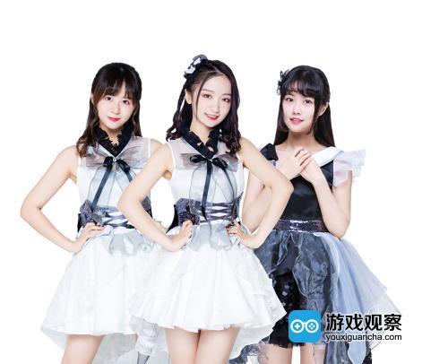 V17声优少女KIYO、沐霏、雪晴