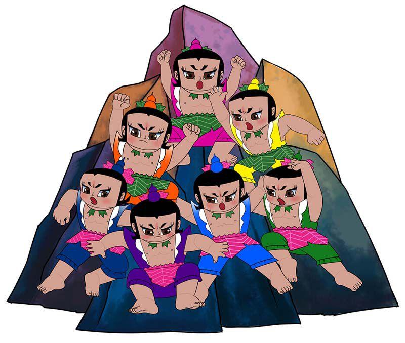 《葫芦娃》手游产品    《葫芦兄弟》(又名:葫芦娃),是上海美术电影