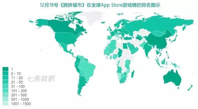 中国:《拥挤城市》霸占免费榜首已超两周