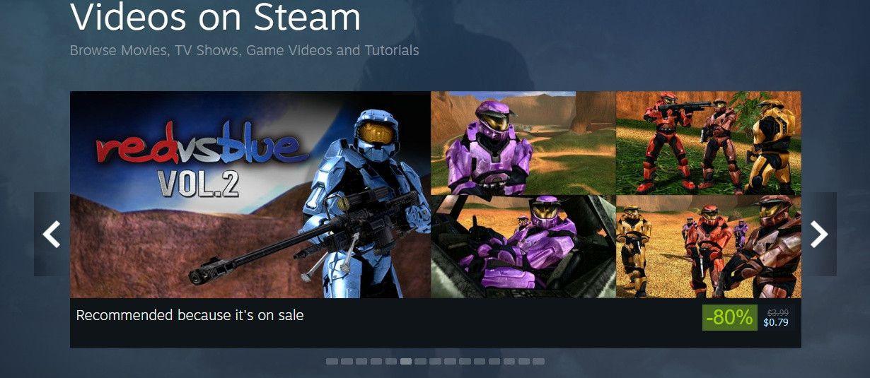 传闻Steam将关闭视频服务 专心做游戏分发