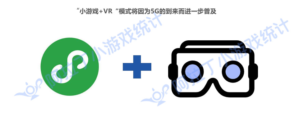 5G的到来,推动VR小游戏的发展和普及