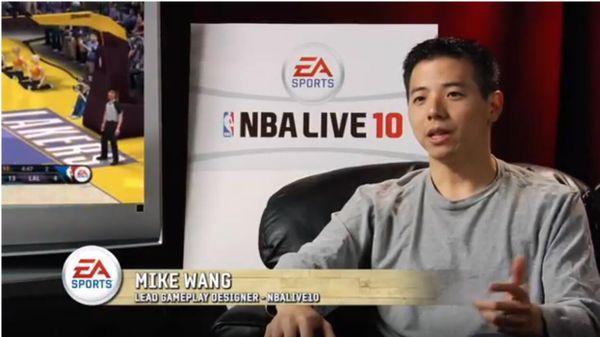 NBA 2K总监:跳槽到美国艺电后立刻感到后悔了