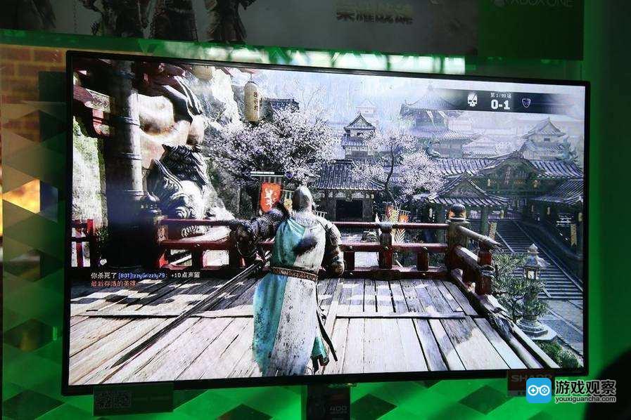 微软Xbox游戏
