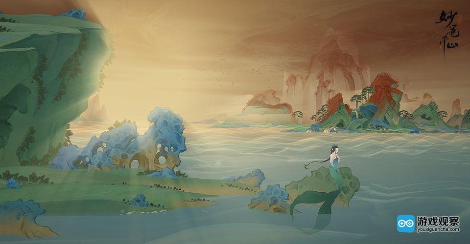 游戏截图——沧海