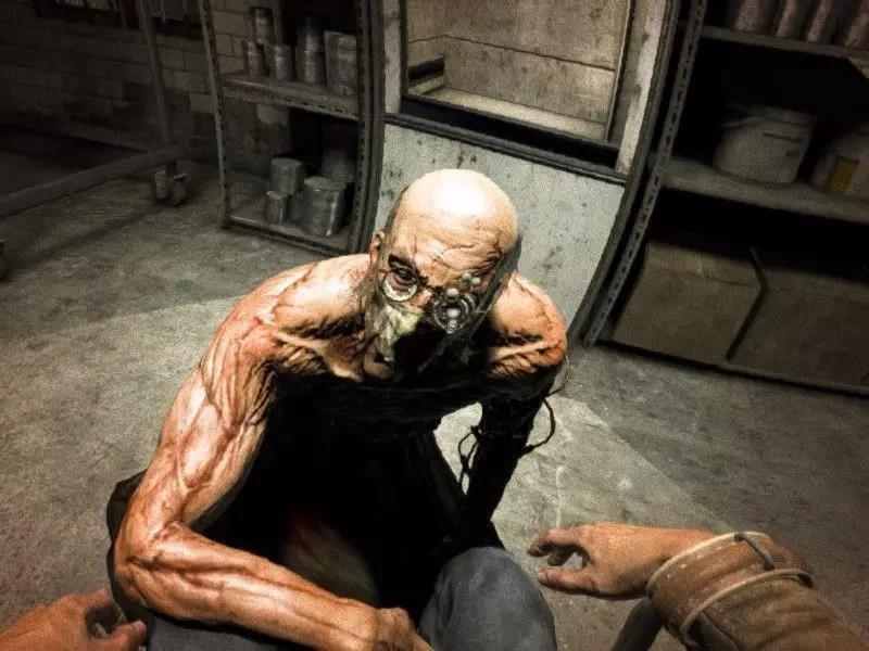 在躲藏游戏中,玩家会对于敌人正面冲突避之不及