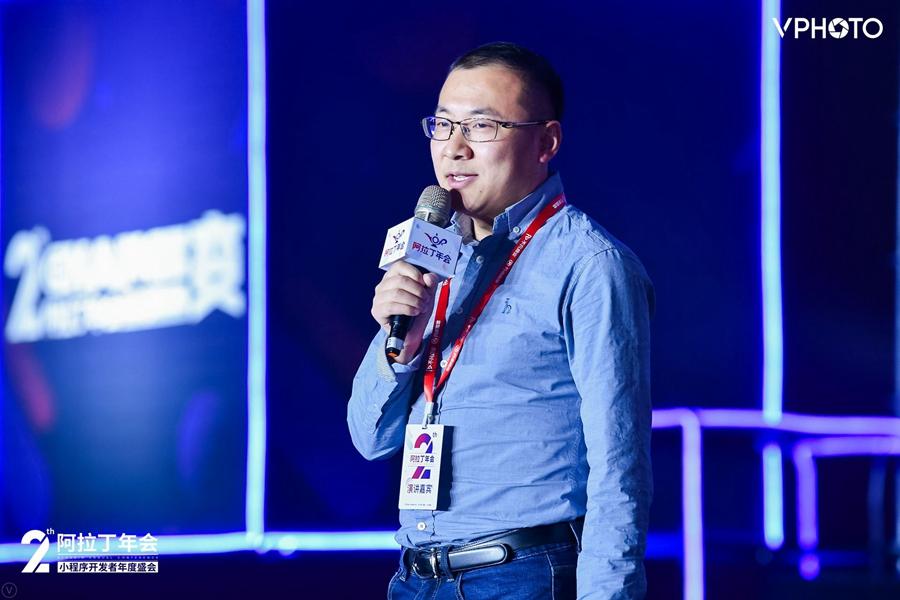 零境网络CEO袁志国