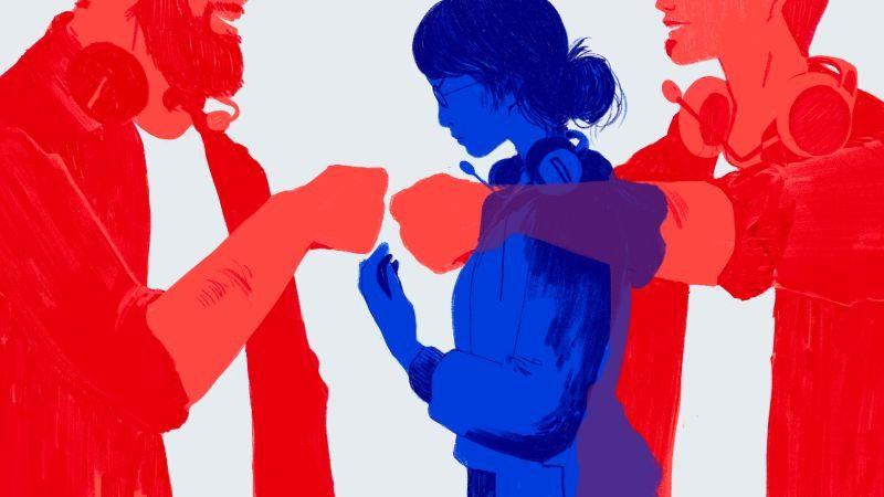拳头公司一直存在性别问题