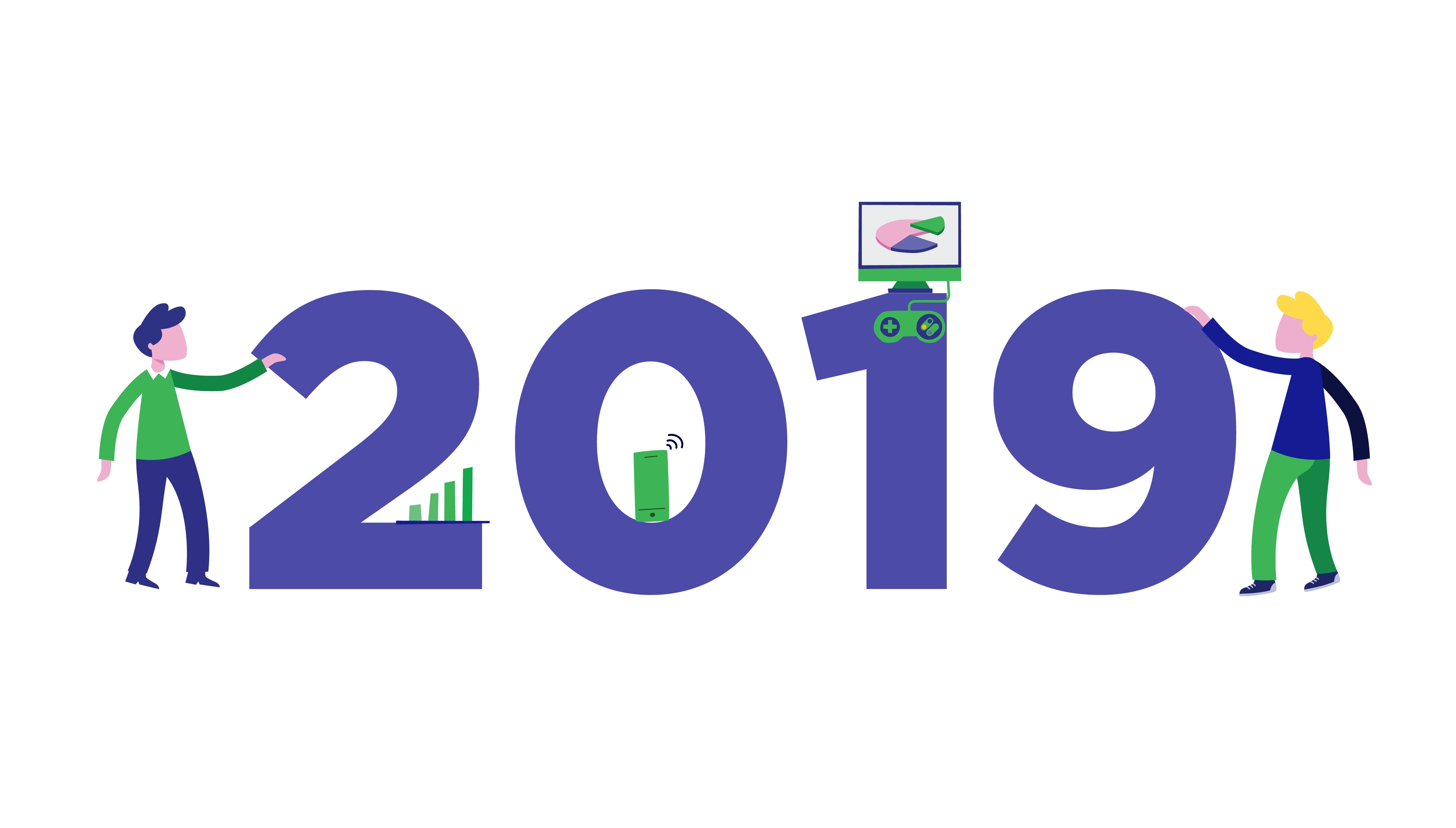 NewZoo从三大领域展望2019年游戏业发展趋势