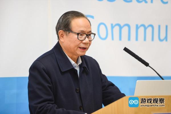 中国文化娱乐行业协会会长刘金华
