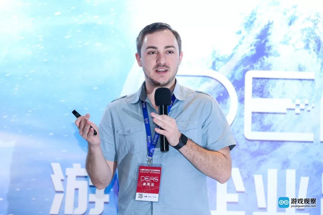 BlueStacks蓝叠全球变现业务副总裁 Ben Armstrong先生