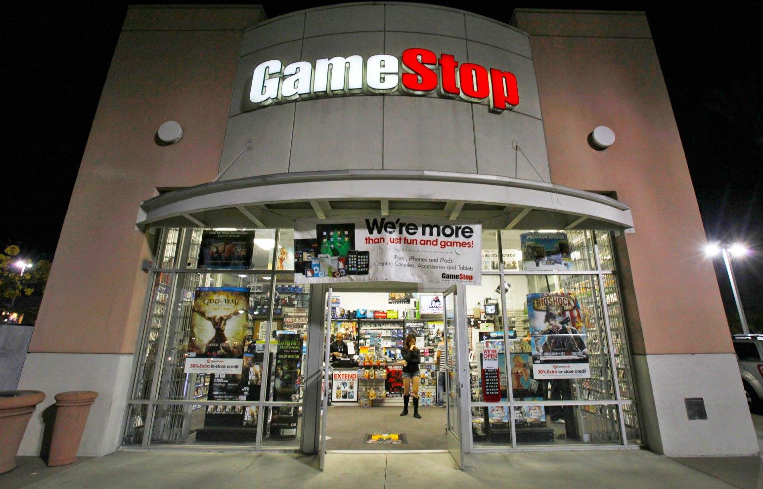 全球最大游戏零售商GameStop或在2月被收购