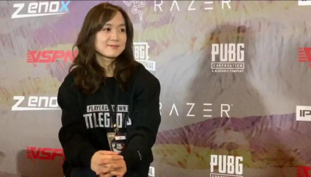 PUBG中国区总经理Sue Jong接受专访