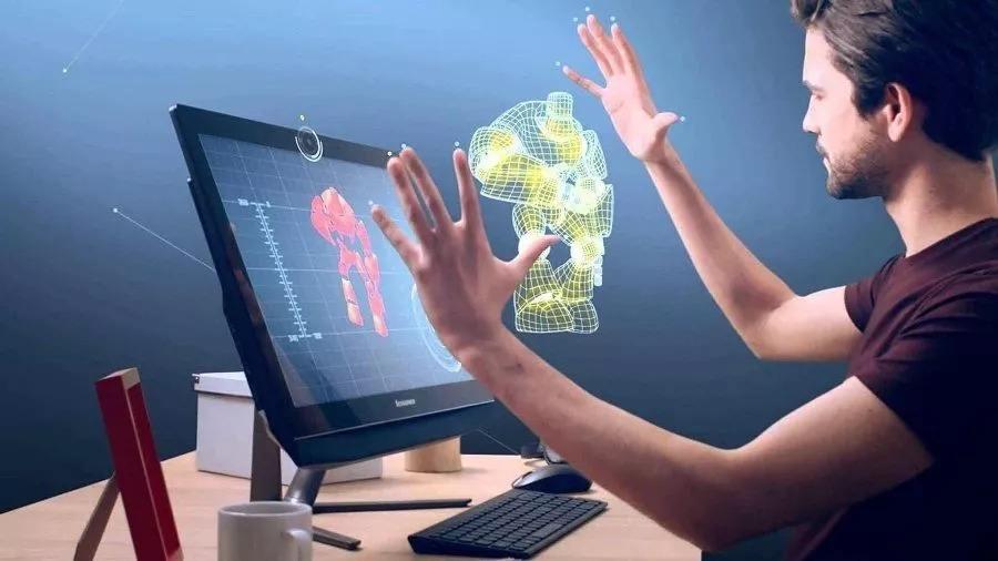 微软在江西南昌投资建立AI+VR孵化项目