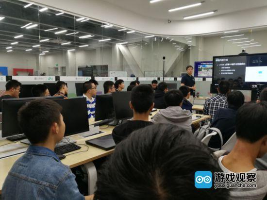 教育合作的里程碑,虚幻引擎课程进驻上海交大