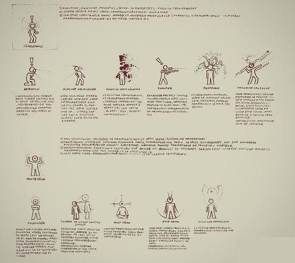 游戏设计手稿-还是技能图标